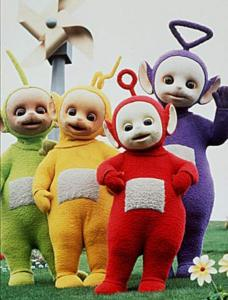 Teletubbies für Spracherwerb sinnlos (Foto: teletubbies.co.uk)