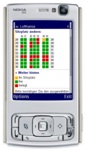 mobile lufthansa check in