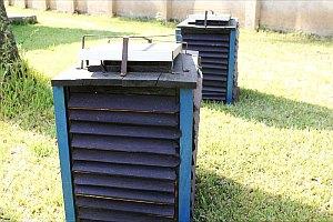 Synthetischer Fußgeruch lockt Mücken in die Falle