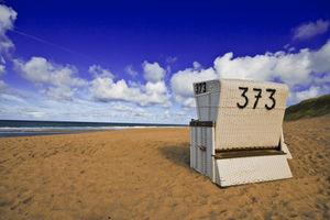 Strandkorb: Urlaub am Meer ist gefragt (Foto: aboutpixel.de/Carsten Heil)