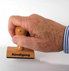 Kündigung: Deutsche wünschen sich Jobwechsel (Foto: pixelio.de/R. Sturm)