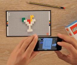 life of george lego vereint app mit baukl tzen. Black Bedroom Furniture Sets. Home Design Ideas