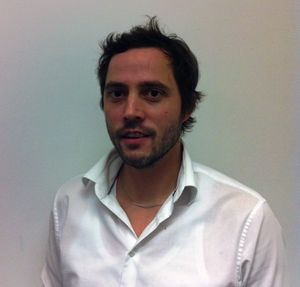 <b>Philipp Richard</b>, Co-Gründer von start2help (Foto: start2help) - 20111130005