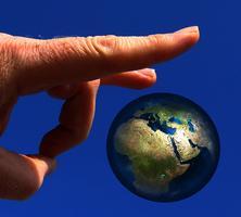 Erde: Lösung der Eurokrise wichtiger als Klimaschutz (Foto: pixelio.de, Altmann)