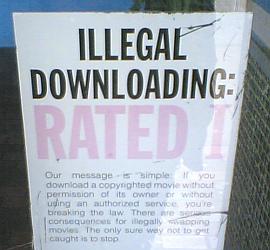 Warnung: BitTorrent-Downloader leicht ausforschbar (Foto: FlickrCC/sillygwailo)