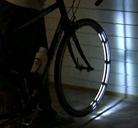 Revolights: Fahrradlicht wandert auf die Felgen