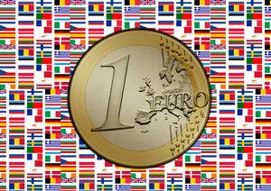 Euro: Schuldenkrise stand 2011 im Mittelpunkt (Foto: pixelio.de/Gerd Altmann)