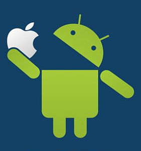 Android: Google als Bedrohung für Microsoft und Apple (Foto: thedroidnation.com)