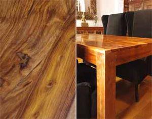 massive esstische alte holztische neue tische bei suppan. Black Bedroom Furniture Sets. Home Design Ideas