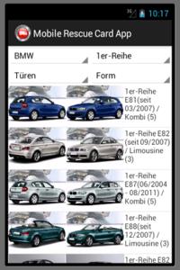 Mobile Rettungskarte App (Software-Management GmbH)