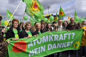 Grüne: Parteibindung unter Journalisten analysiert (Foto: flickr.com/gruenenrw)