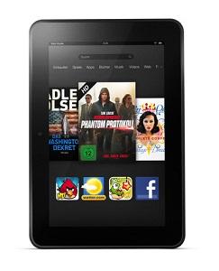Kindle Fire HD 8.9: soll nun die Welt erobern (Foto: amazon.com)