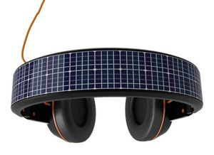 solar kopfh rer handy laden beim musikh ren. Black Bedroom Furniture Sets. Home Design Ideas
