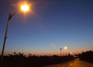 ''Smarte'' Laterne: Aus für Energiefresser (Foto: flickr.com/Eran Finkle)