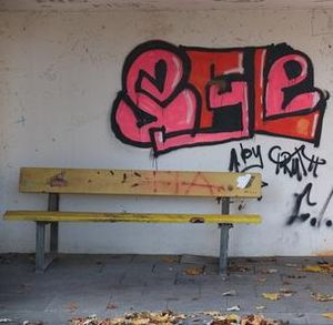 Graffiti: User können Beseitigungswunsch melden (Foto: pixelio.de, P. Pinkowski)