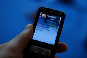 Handy: Mit SMS soll Geld verdient werden (Foto: flickr.com/Gunnar Bothner-By)