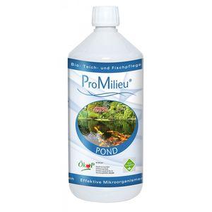 Promilieu pond und promilieu zeolith f r gesunde for Gartenteich algenfrei halten