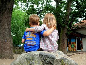 Kinder: viele Heranwachsende bereits depressiv (Foto: pixelio.de, S.v.Gehren)