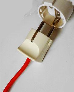 Steckdose: 1,3 Mrd. Menschen ohne Stromanschluss (Foto: pixelio.de, Lupo)