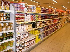 Supermarkt: Face-Scanner ersetzen Detektive (Foto: Gabi Schoenemann/pixelio.de)