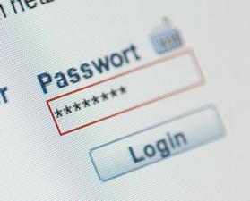 Passwort: Botnetze nutzen Wiederverwendung (Foto: fotodienst.at)