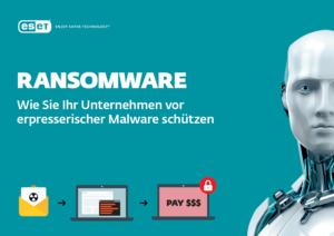 Ransomware-Leitfaden von ESET (Bild: ESET)