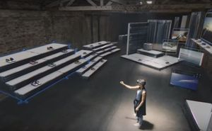Zukunft: Reale und virtuelle Welt verschmelzen (Foto: blogs.windows.com)