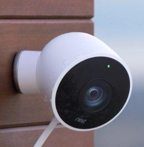 nest cam outdoor startet mit personenerkennung. Black Bedroom Furniture Sets. Home Design Ideas