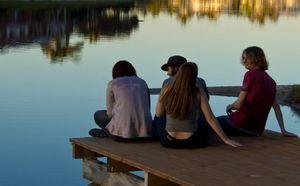 Pubertät: Wichtige Zeit für die Entwicklung (Foto: Flickr.com/Petra Bensted)