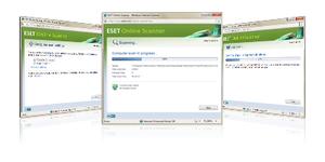 Neue Version des ESET Online Scanners (Bild: ESET)