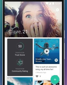 trueview dating app Revolutionary british dating app trueview have introduced a unique word detection system on their app if one of their members tries to use a 'naughty' word when compiling a message to a.