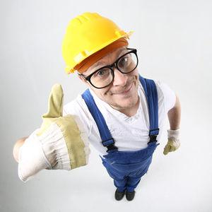 Daumen hoch: immer mehr Menschen in Arbeit (Foto: Tim Reckmann, pixelio.de)