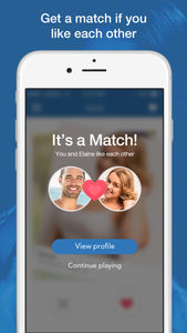 Handy dating app
