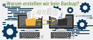 Warum kein Backup? Tipps vom professionellen Datenretter (Foto: Fotolia.de)