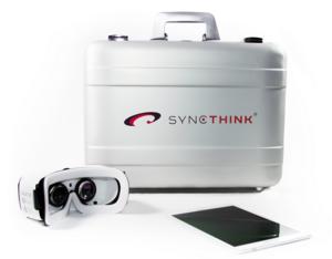 SyncThink: System erlaubt Diagnose noch auf dem Spielfeld (Foto: syncthink.com)