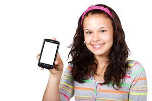 Mädchen: Teens sind oft leichtsinnig (Foto: pixabay.com, Public Domain Pictures)