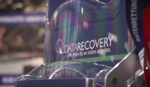DATARECOVERY® Datenrettung auf der IT-SA in Nürnberg (© DATARECOVERY®)