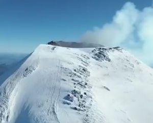 Vulkankrater: Forscher nutzen Infraschall zur Vorhersage (Foto: youtube.com)