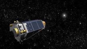 Kepler-Weltraumteleskop: Suche nach erdähnlichen Planeten (Foto: nasa.gov)