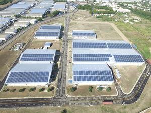 SOVENTIX-Solarpark Santiago De Los Caballeros (Foto: SOVENTIX)