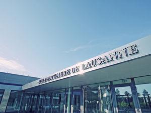 EHL Campus Lausanne (© EHL/Jean-Marie Michel)
