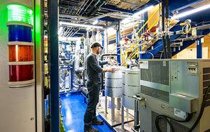 Wissenschaftler am National Renewable Energy Laboratory (Foto: nrel.gov)