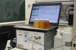 Honigproben: Zucker wird künftig schnell erkannt (Foto: upv.es)
