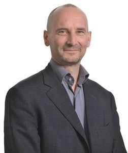 Fabrice de Salaberry, Chief Operating Officer bei Sinequa. Abb. Sinequa
