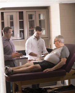Senior: Bewegungsmangel ist sehr ungesund (Foto: JD Howell, mcmaster.ca)