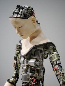 Künstlicher Mensch: KI-Systeme nicht unumstritten (Foto: Franck V./unsplash.com)