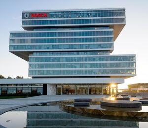Bosch-Gebäude: Konzern muss 90 Mio. Euro Strafe zahlen (Foto: bosch.de)