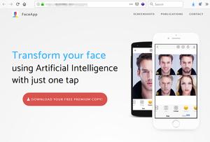 Betrüger setzen auf den FaceApp-Hype