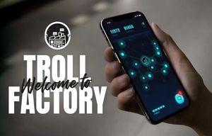 "Neue App ""Troll Factory"" soll Blick für Fehlinformation schärfen (Foto: yle.fi)"