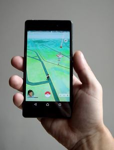 """Pokémon Go"": AR wird immer beliebter (Foto: pixabay.com, Mimzy)"